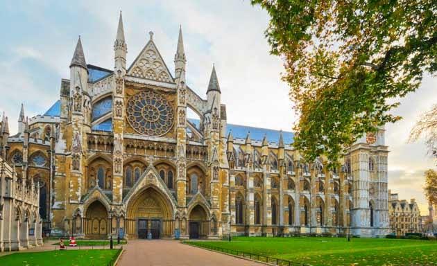 Abadia-de-Westminster-Londres